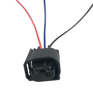 Parking Sensor Connector For BMW Ford F150 Opel Peugeot Jaguar Cadillac 3 Wire