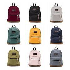 New Authentic Jansport Right Pack Backpack Student School Laptop Bag All Colors
