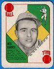 1951 Topps Blue Backs Baseball Cards 15