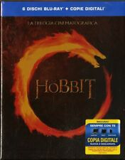Lo Hobbit - la Trilogia (6 Blu-ray) Warner Home Video