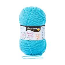 Bravo Baby 185 de schachenmayr-turquoise (01065) - 50 G/environ 184 M laine