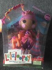 """Limited Edition - LALALOOPSY Sahara Mirage - Large Doll (13"""") - NiB"""