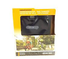 Ortlieb Sport-Roller Free Bicycle Panniers, Pair, Black
