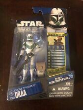 Star Wars Clone Wars CLONE TROOPER DRAA CW35  C-10 Error No Trademark On Helmet