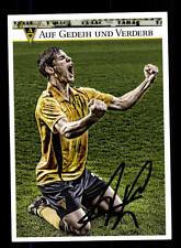 Alper Uludag Autogrammkarte Alemania Aachen 2010-11 Original + A 147227