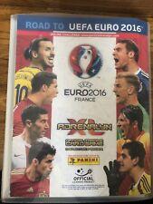 Panini Road to UEFA EURO 2016 Francia - 271 tarjetas incluye 4 Edición Limitada
