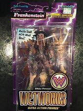 Wetworks Frankenstein Action Figure - Mib Todd McFarlane Toys