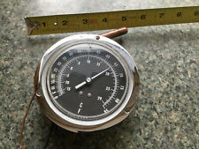 """3-1/2"""" Recessed Dial Thermometer with 67� Capillary. Industrial Hvac Refrigerate"""