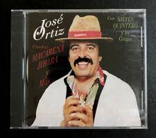 """JOSE ORTIZ """" EL  POLLO DE NARANJITO"""" Y NIEVES QUINTERO Y SU GRUPO -CD"""