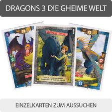 Blue Ocean Dragons 3 Die geheime Welt - Einzelkarten 1-171 zum aussuchen
