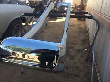 1969 69 Chevrolet Impala SS Caprice Full Size Front Bumper TRIPLE PLATED CHROME