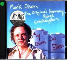 Mark Olson & Creekdippers- My Own Jo Ellen CD JAYHAWKS Victoria Williams