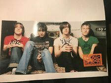 Multiple All American Rejects Autographed Memorabilia and CD