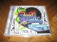 Lost Soul Oldies Vol. 9 CD - Ebonystic MANTIS Jato Von Del the Perfections