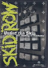 DVD ZONE 2 DOC. + 11 TITRES--SKID ROW--UNDER THE SKIN / MAKING OF THICKSKIN