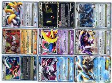 Lot de 9 Cartes POKEMON ENGLISH NEUVES HOLO ULTRA RARE (LV.X,EX etc...) LPUR9 01