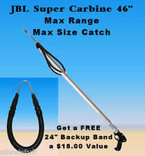 FREE Xtra Band JBL D8 Super Carbine Speargun Spear gun fish catch shoot spear