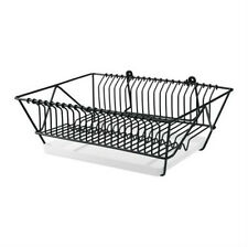 Ikea dish drainer with removable tray hang or stand drying rack holder Fintorp