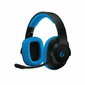 Logitech G233 Prodigy Blue/Black Wired Headband Headset