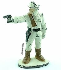 Star Wars Kenner Micro Collection Die Cast 1982 Ice Planet Hoth Rebel Soldier G2