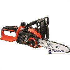 Black Decker Motosega a Batteria 18V Litio 2.0Ah GKC1825L20