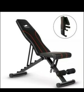 Finer Form 5-in-1 Adjustable Multi-Purpose Weight Bench