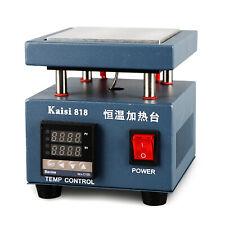 Digital Hot Plate Mold Heating Platform Plate Repair Pcb Screen Separator 110v