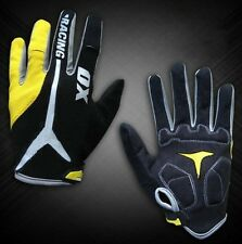 100% Tri-colour Fox Monster Cycling Gloves Fishing Motorcycle Motocross Bike