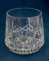 WATERFORD Crystal Lismore 9oz Roly Poly Old Fashioned Tumbler  IRELAND