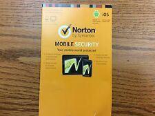 NORTON MOBILE SECURITY FOR IOS AND ANDROID FOR MULTIPLE DEVICES 1 YR