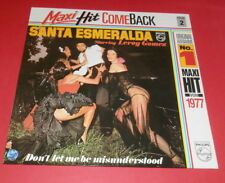 Santa Esmeralda -- Don`t let me be misunderstood  -- Maxi / Pop