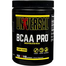 Universal Nutrition Bcaa Pro - 110 Cápsulas-mejorada con vitamina B6