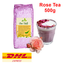 Rose Tea Oolong Premium Roasted Petal Flower Scent 'Cha Chill'  500g Fast Ship