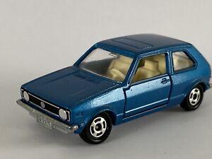 Collector Car - Tomica Volkswagen Golf GLE No.F5 .1:56. Japan
