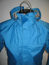 #5899 MOUNTAIN EQUIP. CO-OP TAPED SHELL JACKET SIZE 14 GOOD USED