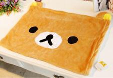 Rilakkuma san-X Brown bear fuzzy single cover pillow case QT628 cute gift