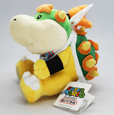 Super Mario Brothers Bowser Jr. Koopa 7 inch Stuffed Plush Doll Toy New US SHIP