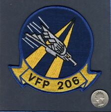 VFP-206 HAWKEYES US NAVY R F-8 CRUSADER RECON Squadron Patch