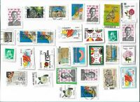 Spain postage stamps x 30, used (Batch 3)