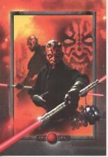 Star Wars Phantom Menace 33 4x6 postcards by Classico San Francisco 1999 Nr mint