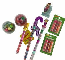 Lip Smacker Lip Balm Lot 20 Pieces Asst. Flavors, Coca Cola, Pumpkin, Peppermint