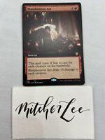 MTG Double Masters Mint Blasphemous Act x 1