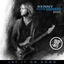Kenny WAYNE Shepherd-Lay IT on DOWN-nuovo blu 180g VINILE LP + MP3 - 21st LUGLIO