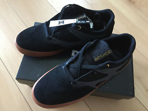 DC Shoes Kalis Vulc US 10.5 EUR 44.0 schwarz/grau neu/ungetragen ADYS300569