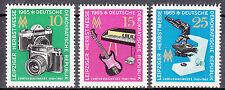 DDR 1965 Mi. Nr. 1130-1132 Postfrisch ** MNH