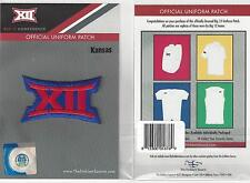 Big 12 XI Conference NCAA Official Football Jersey Uniform Patch Baylor Bears