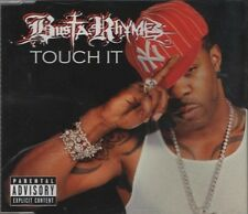 BUSTA RHYMES Touch it     4 TRACK CD NEW - NOT SEALED