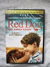 Red Dog The Early Years DvD New.