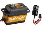 Savox SV-1270TG HV Monster Torque Titanium Gear Digital Servo w/ Capacitor