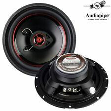 """Audiopipe 6.5"""" 2-Way Csl Series Slim Coaxial Car Speakers 250 Watts (1-Pair)"""